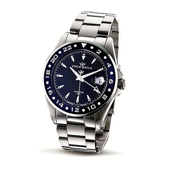 Orologio uomo philip watch r8253597012 gioiellerie - Porta orologi uomo ...